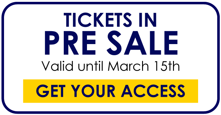 Pre sale tickets