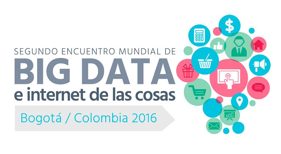 Encuentro Big Data e IOT 2016