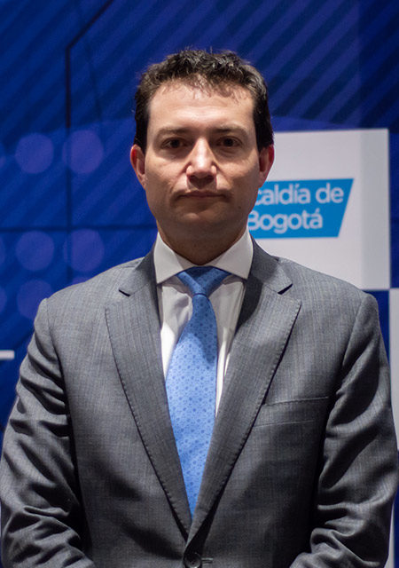 Carlos Felipe Córdoba Larrarte