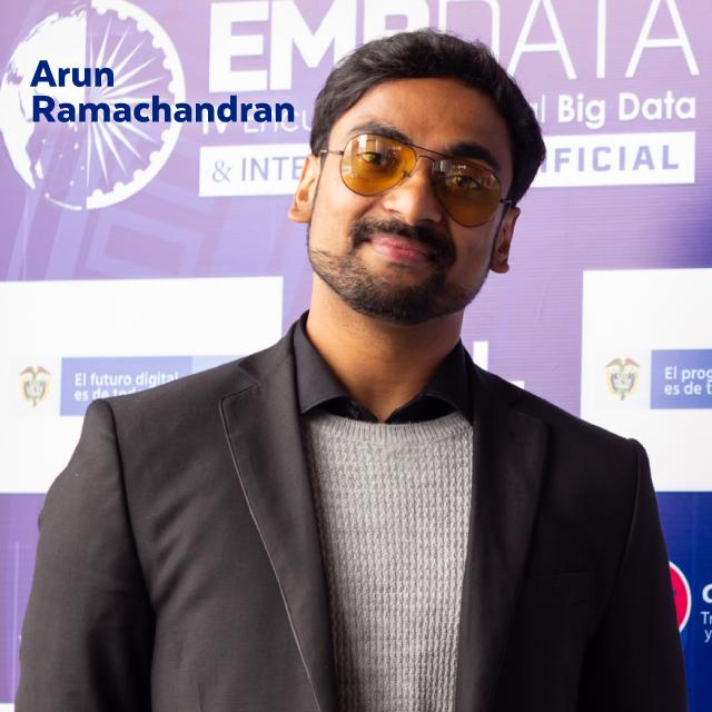 Arun Ramachandran