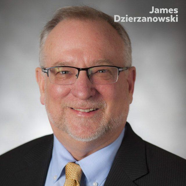 James M Dzierzanowski