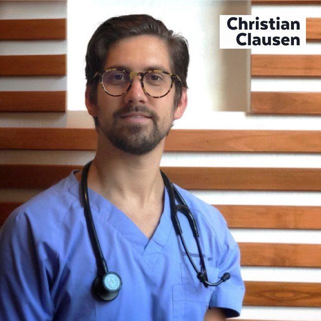 Christian Peter Clausen